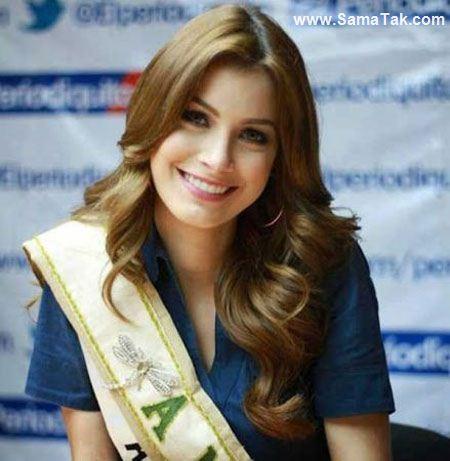 تصاویری از زیباترین زن 24 ساله در کشور ونزوئلا