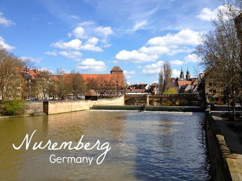نورنبرگ و هامبورگ دو شهر توریستی کشور آلمان + تصاویر
