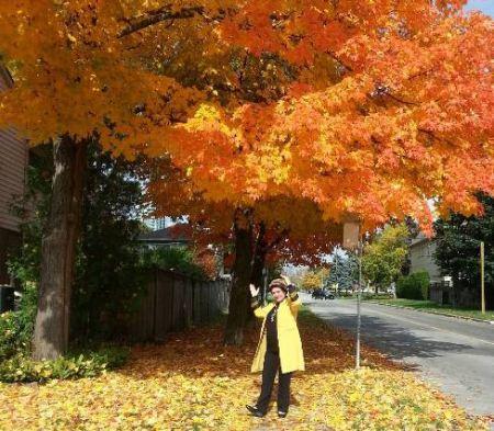 عکس های لورفته از تیپ خفن مریم امیرجلالی در کانادا