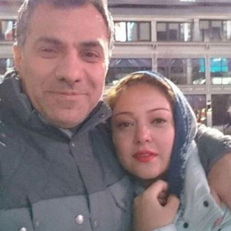 عکس لو رفته رزیتا غفاری و همسرش در اروپا