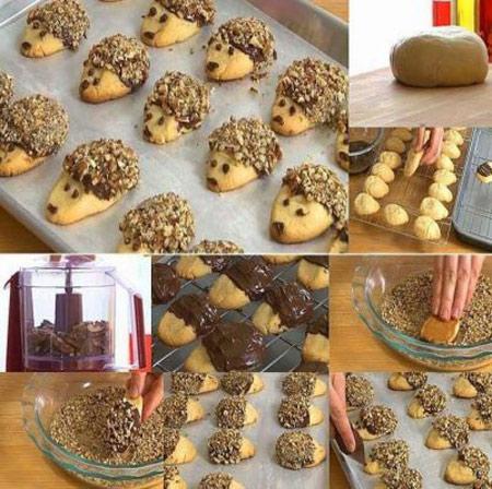 کلکسیون عکس شیک ترین تزیینات شیرینی و کیک