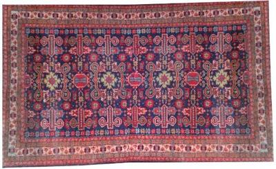 هنر فرش بافی در اردبیل