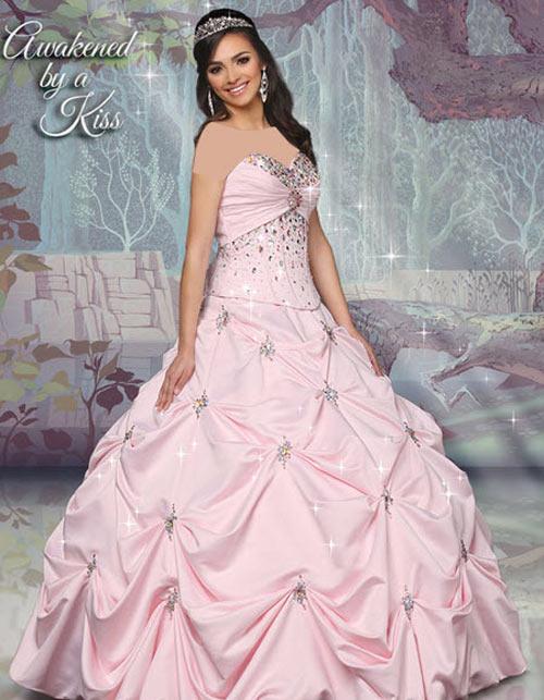 کلکسیون شیک ترین لباس نامزدی پرنسسی مد 2016