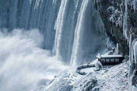 عکس های وحشتناک ترین آبشار دیدنی و فوق العاده جهان