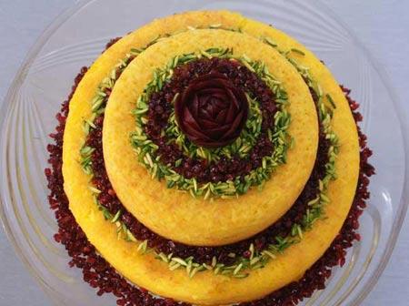 طرز تهیه ته چین شیرازی با چاشنی مخصوص