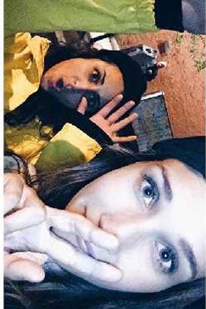 عکس های مضحک دختران با بینی عمل کرده در اینترنت