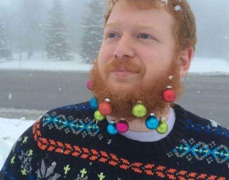 کلکسیون عکس های خنده دار کریسمس