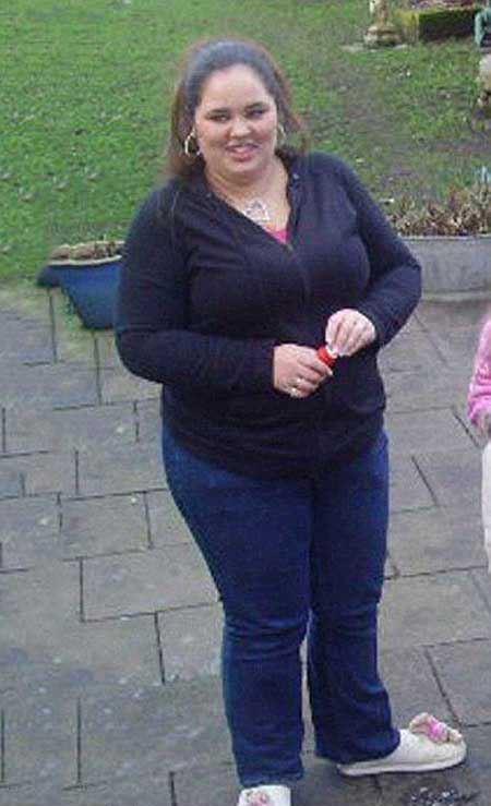 این دختر 24 ساله 80 کیلو وزن کم کرد + تصاویر