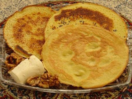 طرز تهیه انواع نان های پرطرفدار ایرانی