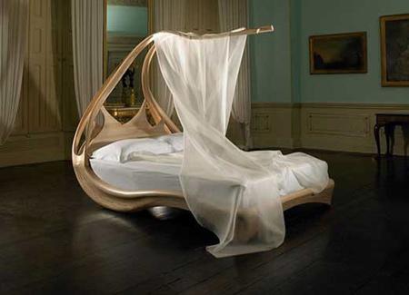 کلکسیون عجیب و غریب ترین تخت خواب های جهان