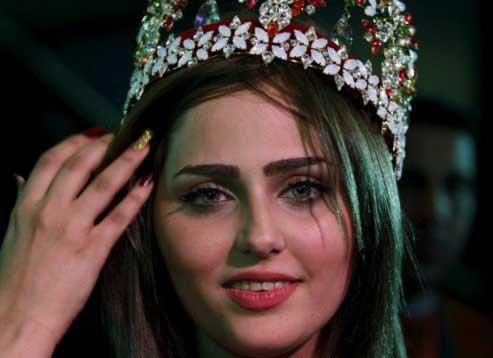 رابطه جنسی گروهی داعش با جذاب ترین دختر عراق + تصاویر