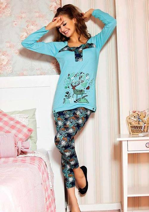 مدل های جدید لباس راحتی تو خونه ای زنانه و دخترانه