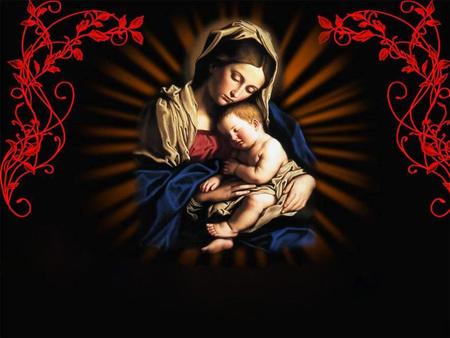 کارت پستال روز تولد عیسی مسیح