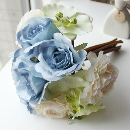 عکس دسته گل عروس