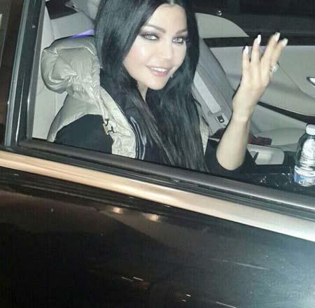 ماجرای تجاوز جنسی به هیفا وهبی خواننده زن لبنانی + تصاویر