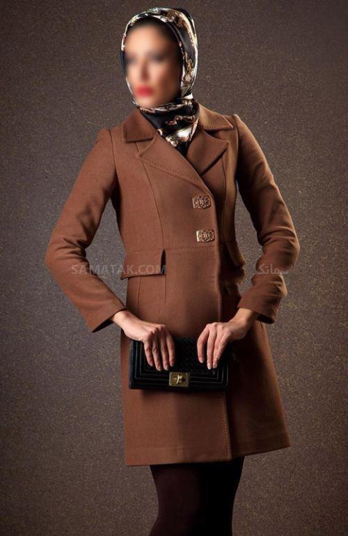 مدل پالتو زنانه زمستانی ایرانی