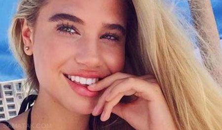 دوست دختر جدید رونالدو در سال 2017 + تصاویر
