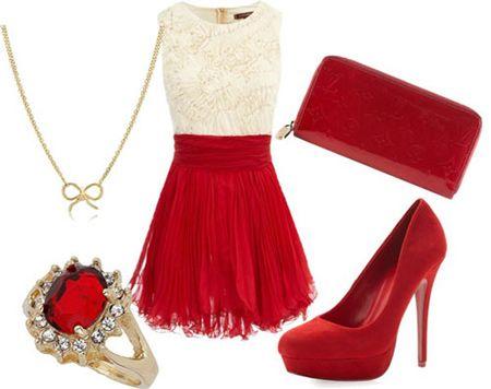 لباسهای زیبا مخصوص روز ولنتاین