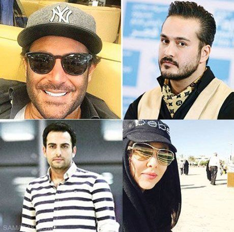 مارک لباس و کیف و کفش بازیگران زن و مرد ایرانی + تصاویر
