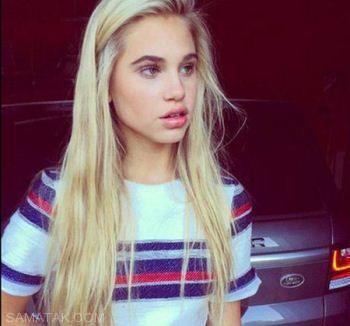 دوست دختر جدید رونالدو در سال 2016 + تصاویر