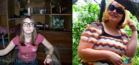 عکس های خوش اندام ترین دختران جهان که یکباره بد ریخت شدند