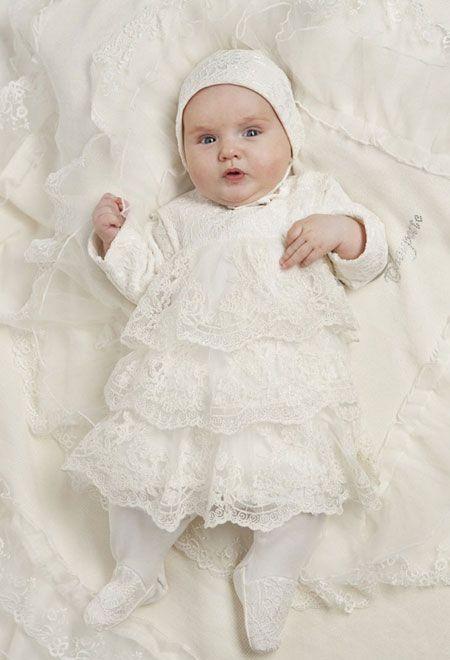 عکس نوزاد چهار ماهه دختر
