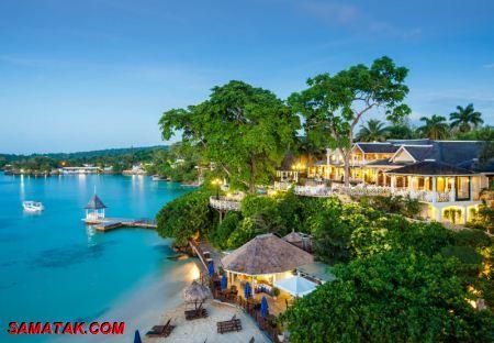 تفرجگاه های منحصر به فرد در زیباترین مکان های توریستی دنیا