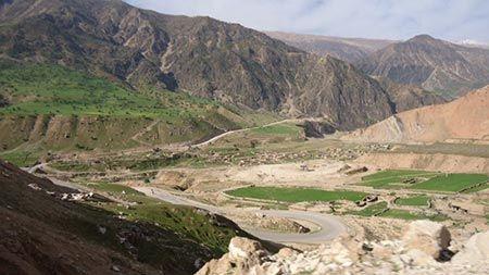 معرفی مکان های تفریحی و دیدنی شهرستان لردگان + تصاویر