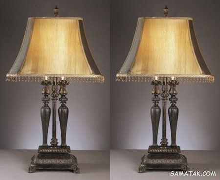 عکس شیک ترین مدل های آباژور رومیزی و کلاسیک