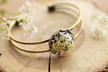عکس زیورآلات و جواهرات زیبا از جنس طبیعت