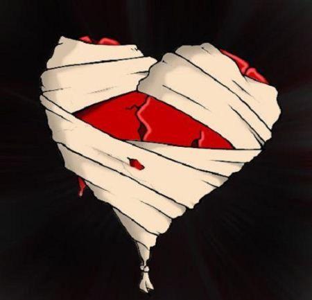 عکس های عاشقانه با موضوع قلب 96