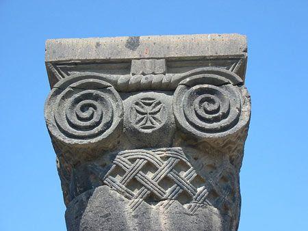 معرفی کلیسای زوار تئوس کهن ترین اثر باستانی ارمنستان