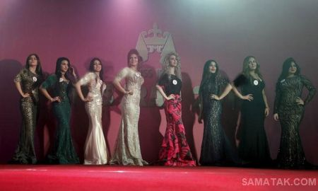 فول آلبوم عکس های زیباترین و خوشگل ترین دختران عراقی