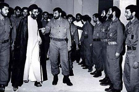 عکس های قدیمی امام خامنه ای رهبر معظم انقلاب اسلامی