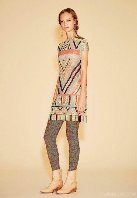 عکس جدیدترین مدل های تونیک آستین کوتاه زنانه مخصوص تابستان
