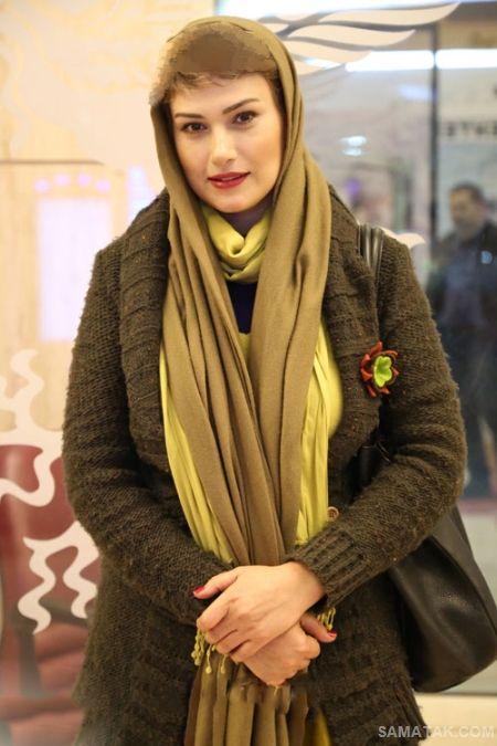 بیوگرافی لادن مستوفی و همسرش شهرام اسدی