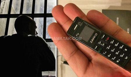 کوچکترین گوشی موبایل مناسب برای زندانیان
