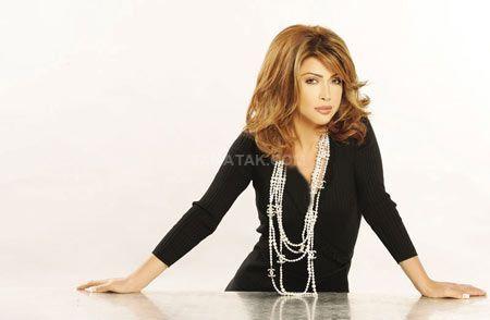 عکس های نوال زغبی خواننده زن معروف لبنانی