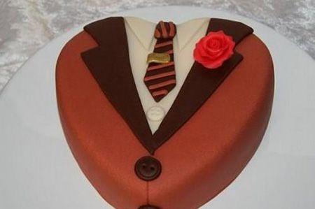 کیک روز پدر + تزیین کیک روز پدر