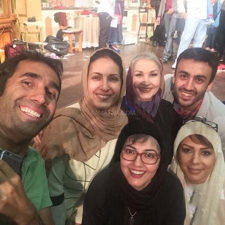 عکس پدر و مادر بازیگران معروف سینمای ایران
