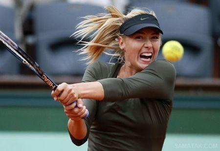 بیوگرافی ماریا شاراپووا بهترین تنیس باز زن روس (عکس)