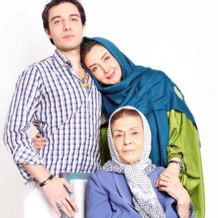 بیوگرافی کتایون ریاحی + عکسهای خانوادگی کتایون ریاحی و همسرش