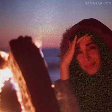 بیوگرافی عاطفه نوری | جدیدترین تصاویر عاطفه نوری و خانواده اش