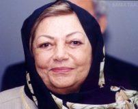 بیوگرافی حمیده خیرآبادی | زندگینامه نادره خانم