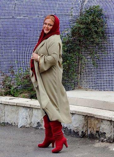 مردان و زنان ستاره سینمای ایران مدلینگ تبلیغات شدند