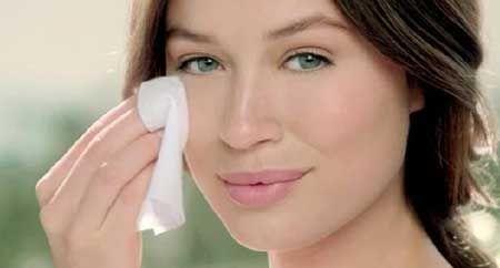 درمان پوست خشک ، جوش دار ، لک دار