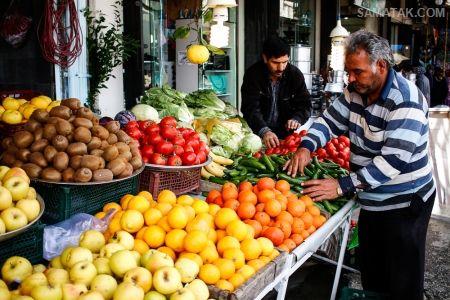 بازار روز محمودآباد استان مازندران (عکس)