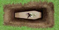 خاکسپاری و تدفین میت در کشورهای مختلف (عکس)