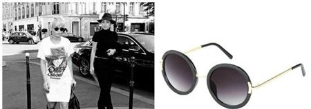 جدیدترین طرح های عینک آفتابی به سبک ستاره های هالیوود