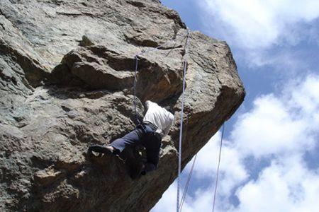 صخره نوردی و آنچه باید درباره این ورزش بدانید